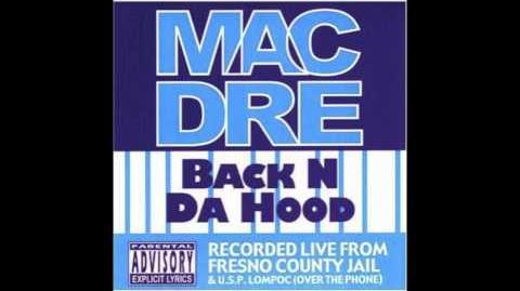 Mac Dre - Back N Da Hood (1992)