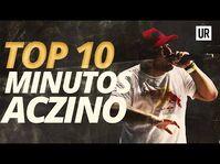 Top 10 Minutos de Aczino -FMSMéxico