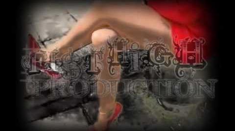 B.F.L.Y red pumps