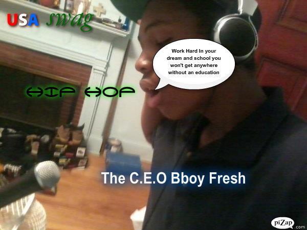 B-boy Fresh