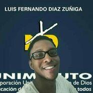 Yefri Zuñiga, Uniminuto Soacha