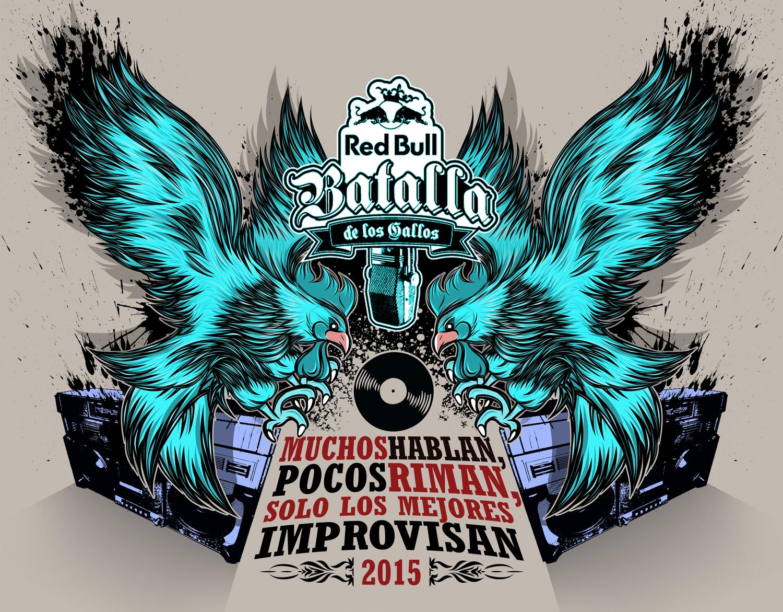 Red Bull Batalla de los Gallos Nacional Perú 2015