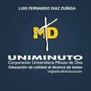Yefri Zuñiga, Uniminuto CENTRO REGIONAL Luis Diaz.jpg