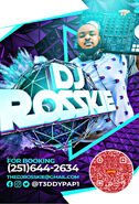 DJ ROSSKIE FLYER