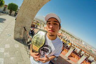 Nekroos campeon BTR FEST BDC 2016