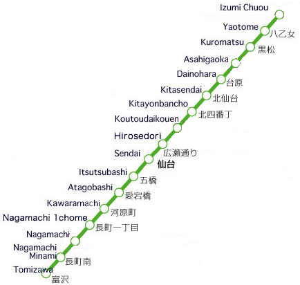 Sendai City Subway Map.png