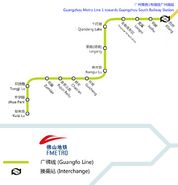 FMetro Map