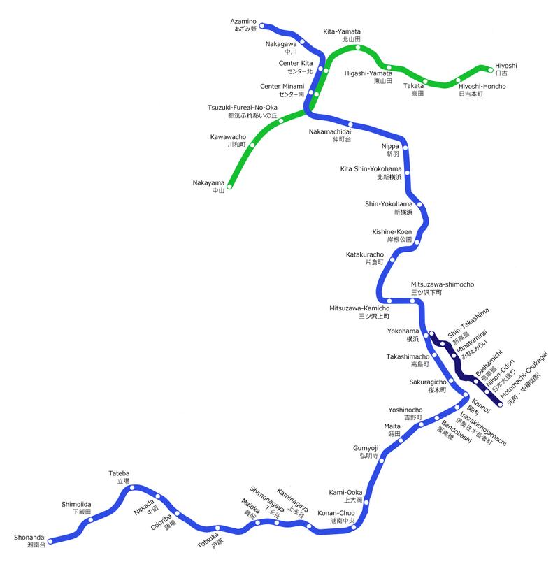 Yokohama Subway Map.png