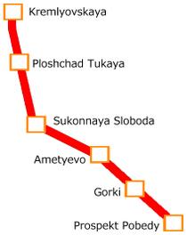 Kazan Metro Map.png