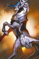 Unicorn Evo 3 art card