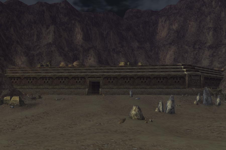 Relics of Arid Moonlight 2nd Gate
