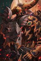 Death Tyrant Evo 3 art card
