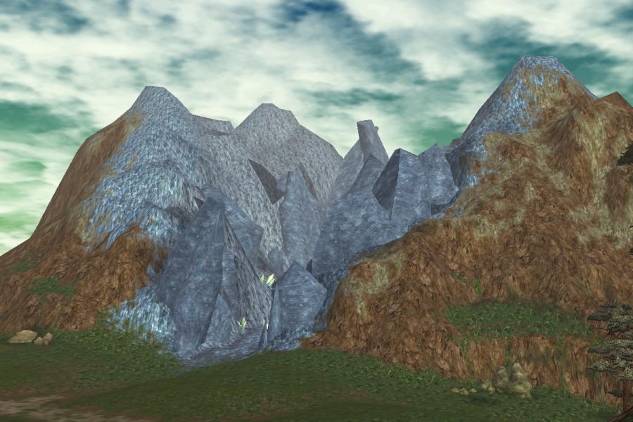 Crystal Mountain Gate