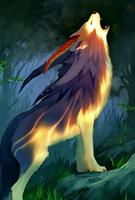Wolf Evo 3 art card