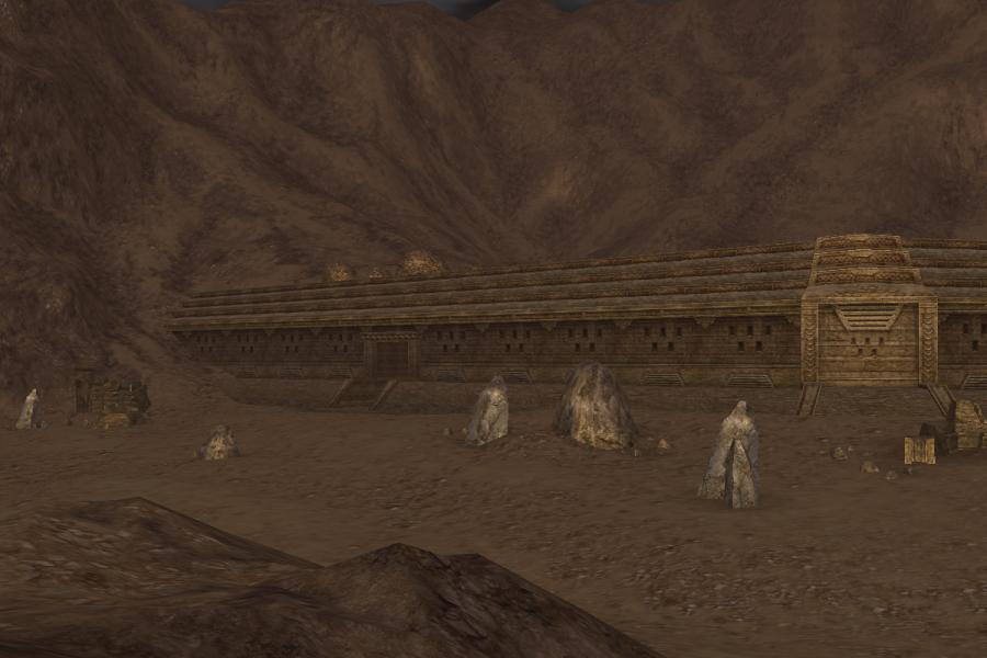 Relics of Arid Moonlight 1st Gate