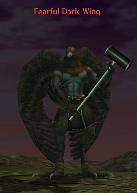 Fearful Dark Wing