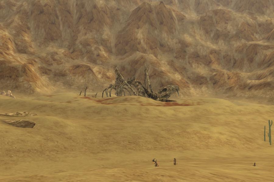 Ceriu Desert