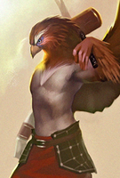 Hawkman Evo 1 art card