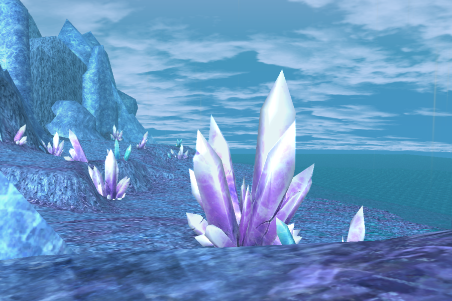 Crystal Coast