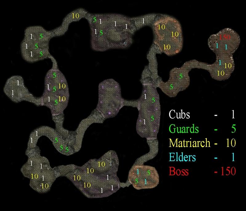Ursa Caverns