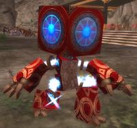 Stone Golem Evo 2 Staged screenshot