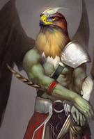 Hawkman Evo 2 art card