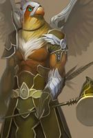 Hawkman Evo 3 art card