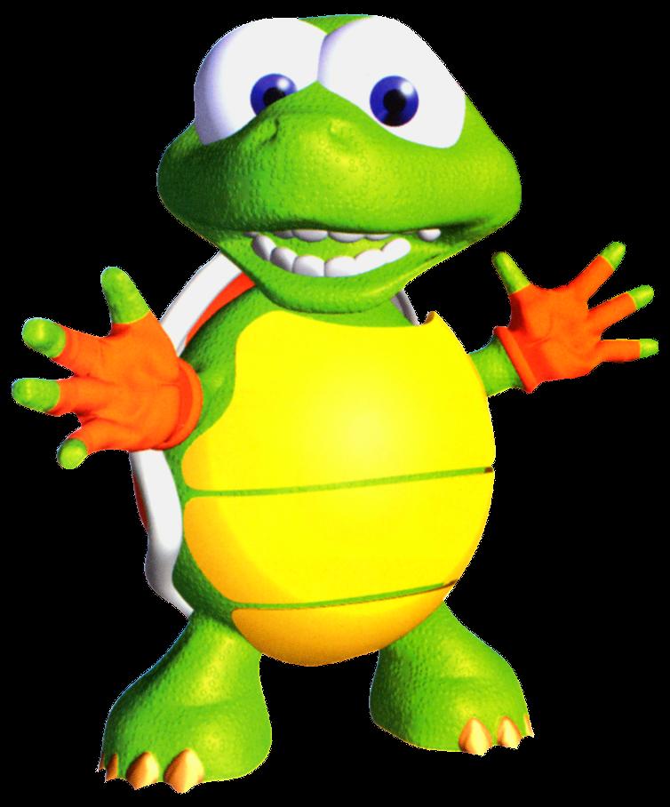 Tiptup The Turtle Rarewiki Fandom