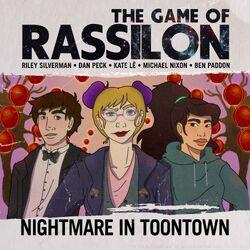 Nightmare in Toontown