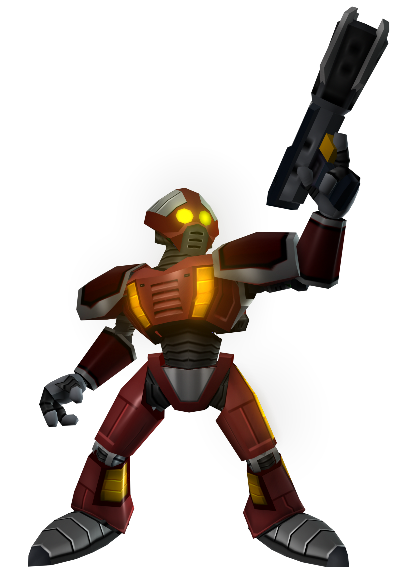 Megacorp Trooper