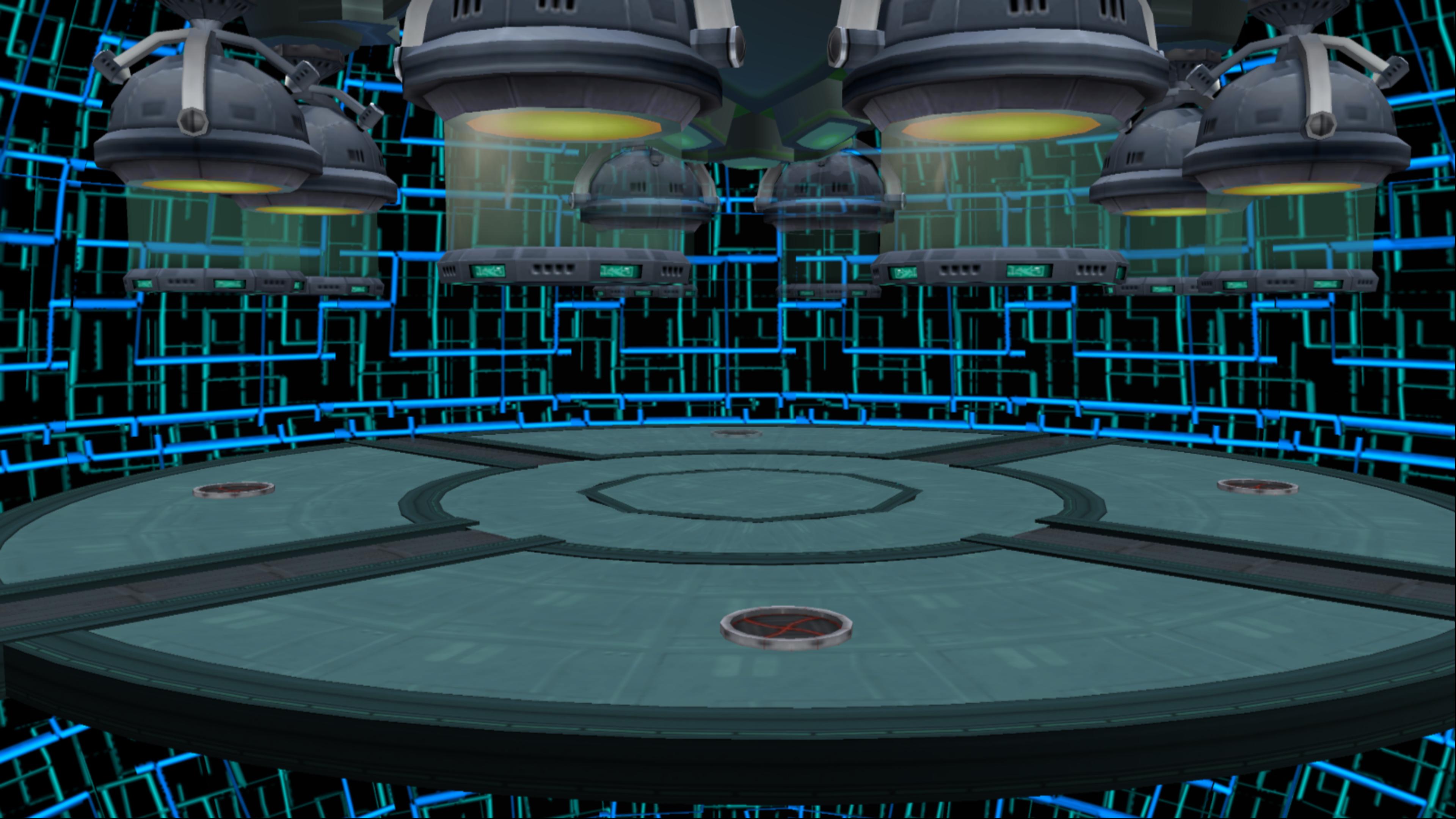 VR deck