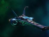 Mr. Micron's ship