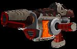 Lava Gun from GC render