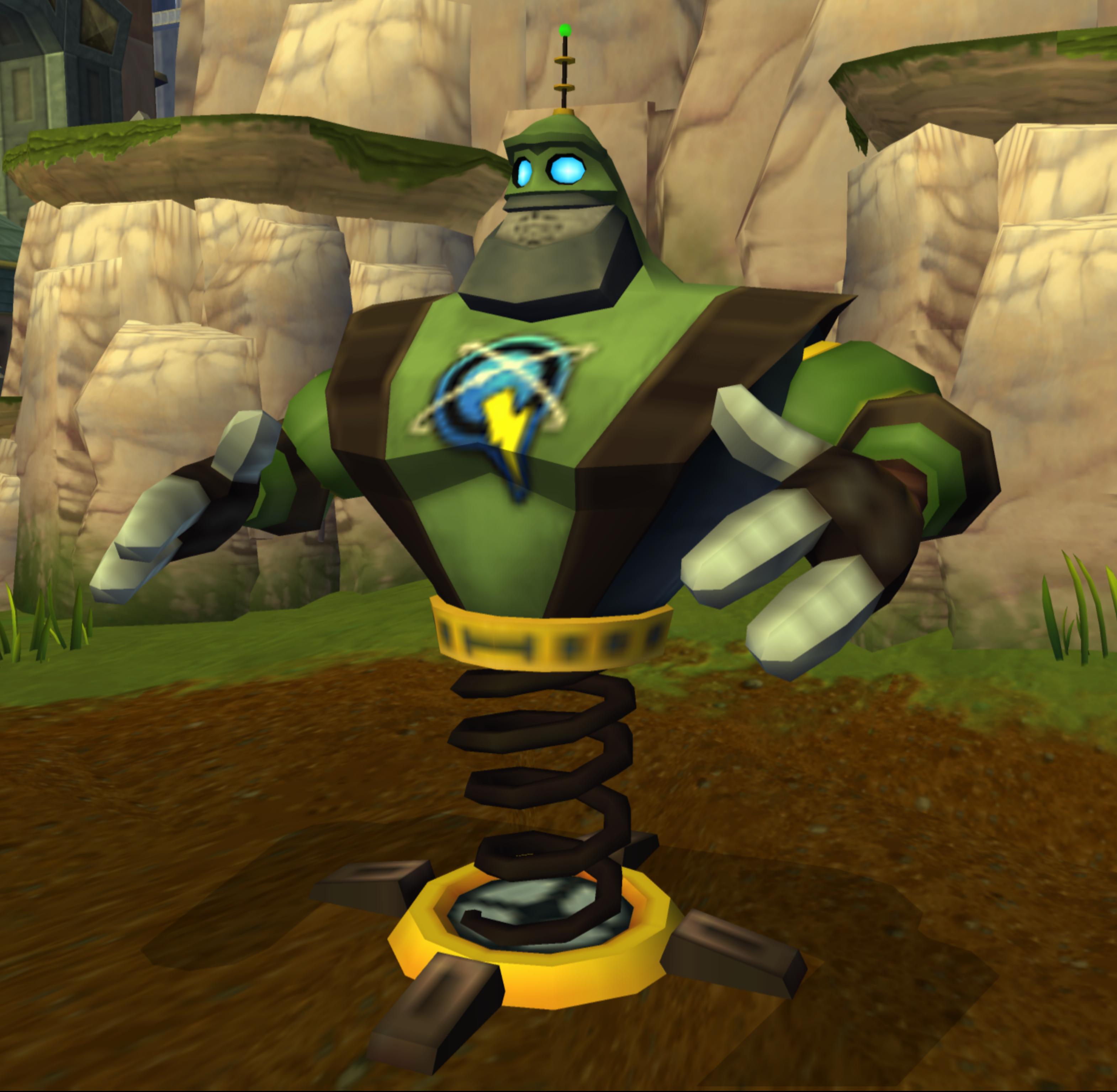 Qwark bot
