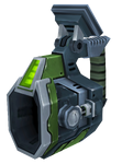 EMP Grenade render