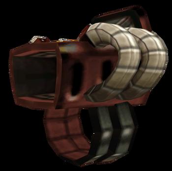 Tankbot Glove