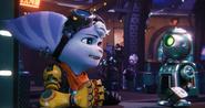 Rivet Clank Emperor's Assistant Zurkie's