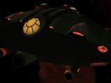 Qwark's starfighter