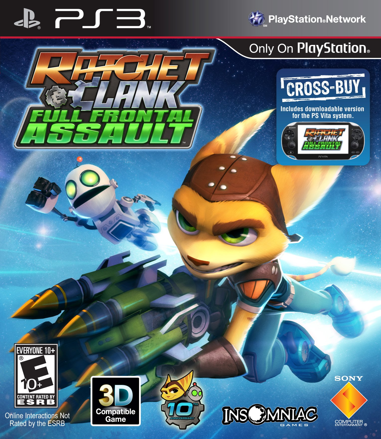 Ratchet Clank Full Frontal Assault Ratchet Clank Wiki Fandom