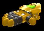 Gold Glove of Doom render