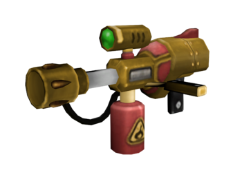 Gold Pyrocitor