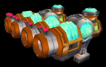 Dual Lacerators
