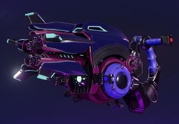 Blackhole Vortex