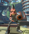 Blarg trooper from R&C (2016) screen