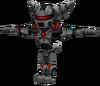 Carbonox armor render