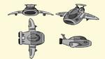 Technomite ship 2 concept art