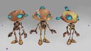 Kit Concept Art 1 (The Art of Ratchet & Clank Rift Apart)