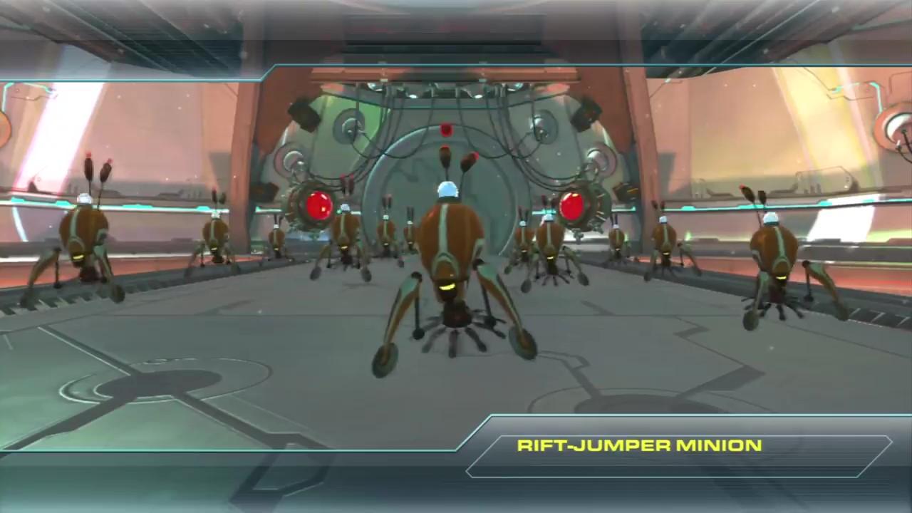 Rift-Jumper Minion