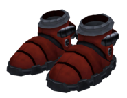 Charge Boots from GC render