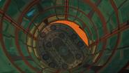 Megacorp Games arena interior 2
